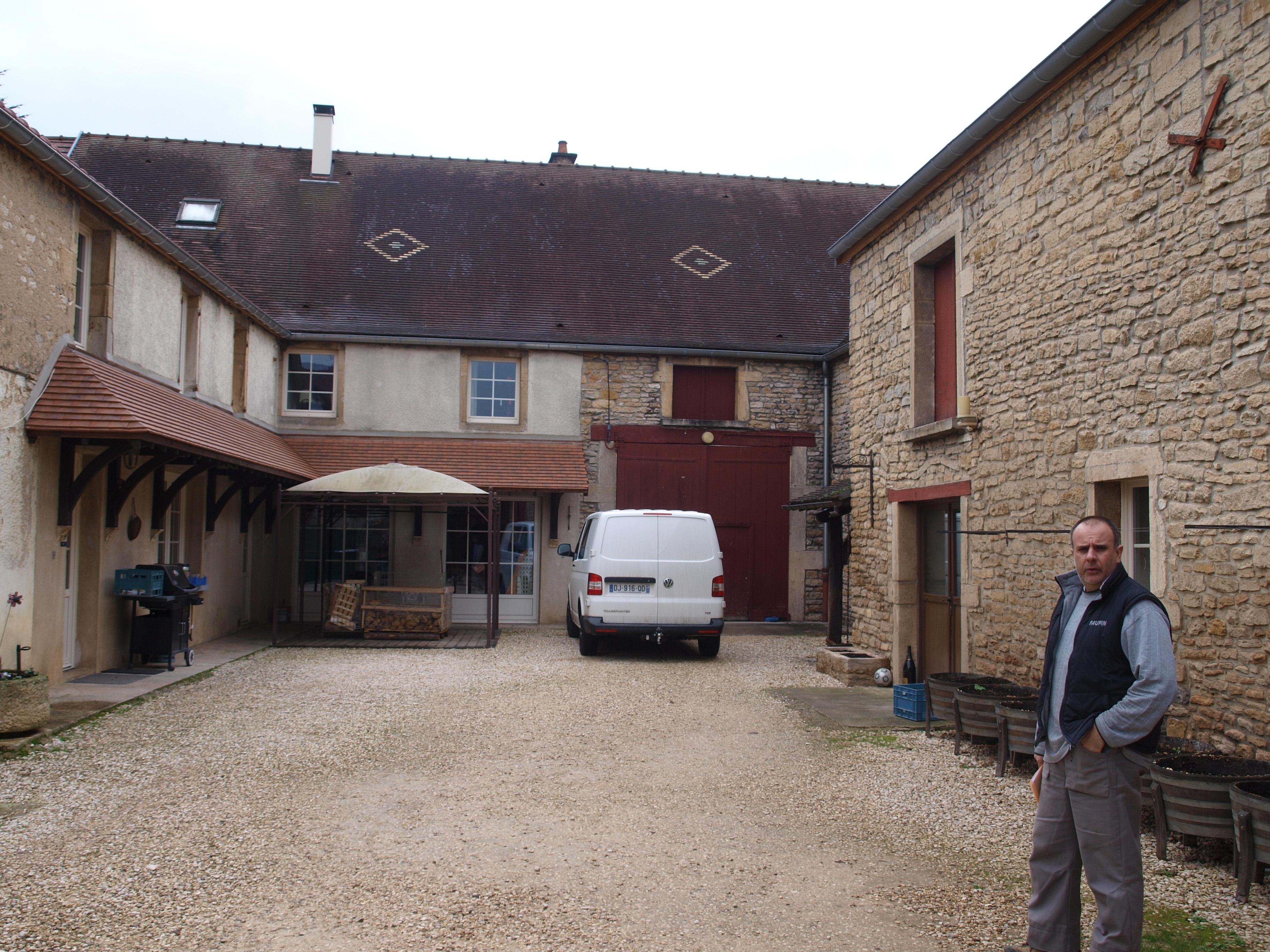 Domaine du Vieux College Eric Guyard