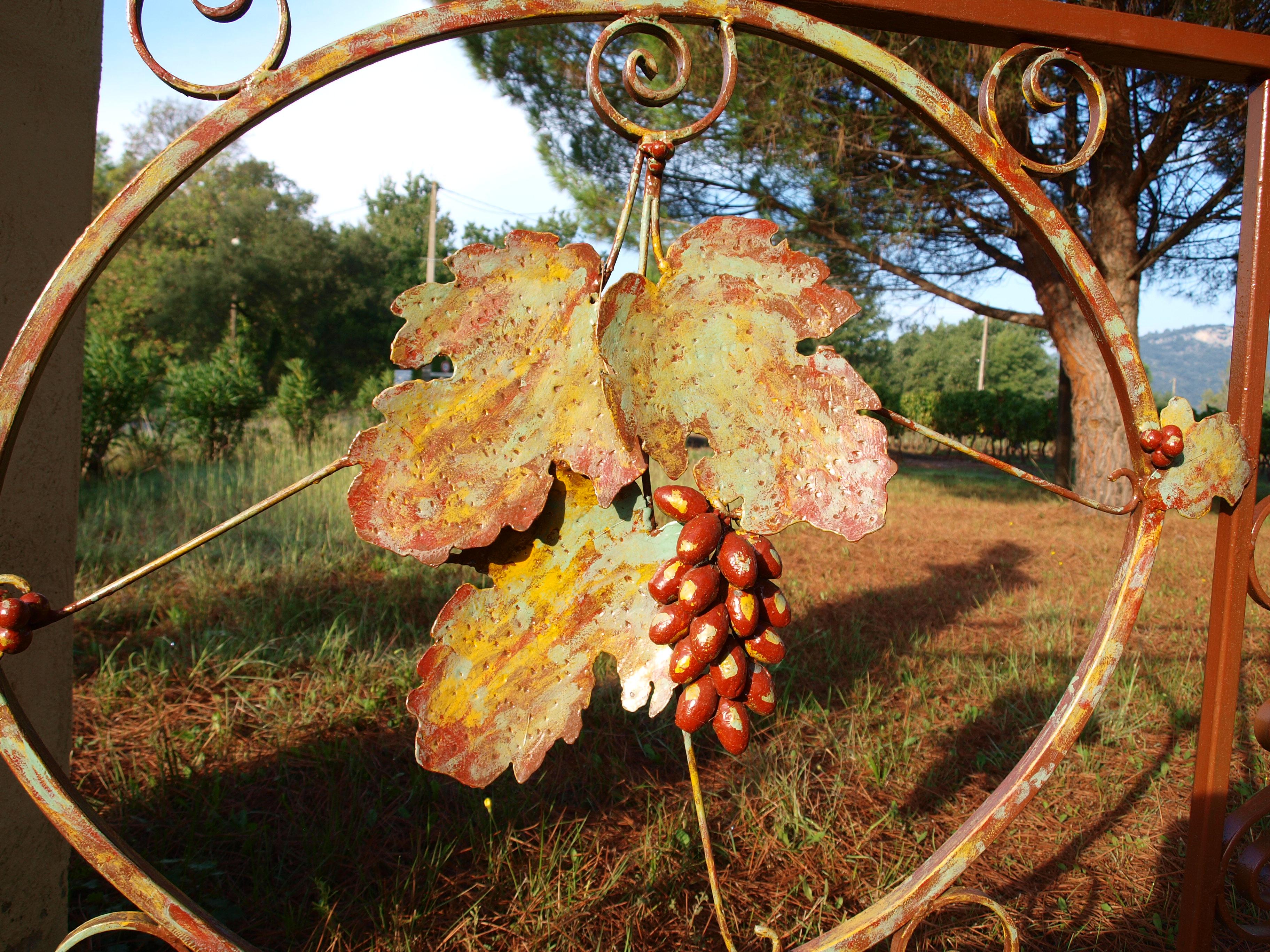 Portail de la vigne