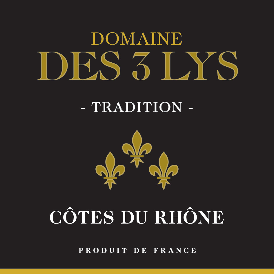 03 Domaine 3 lys Tradition