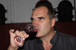 Bernard PERRIN degustation Rasteau