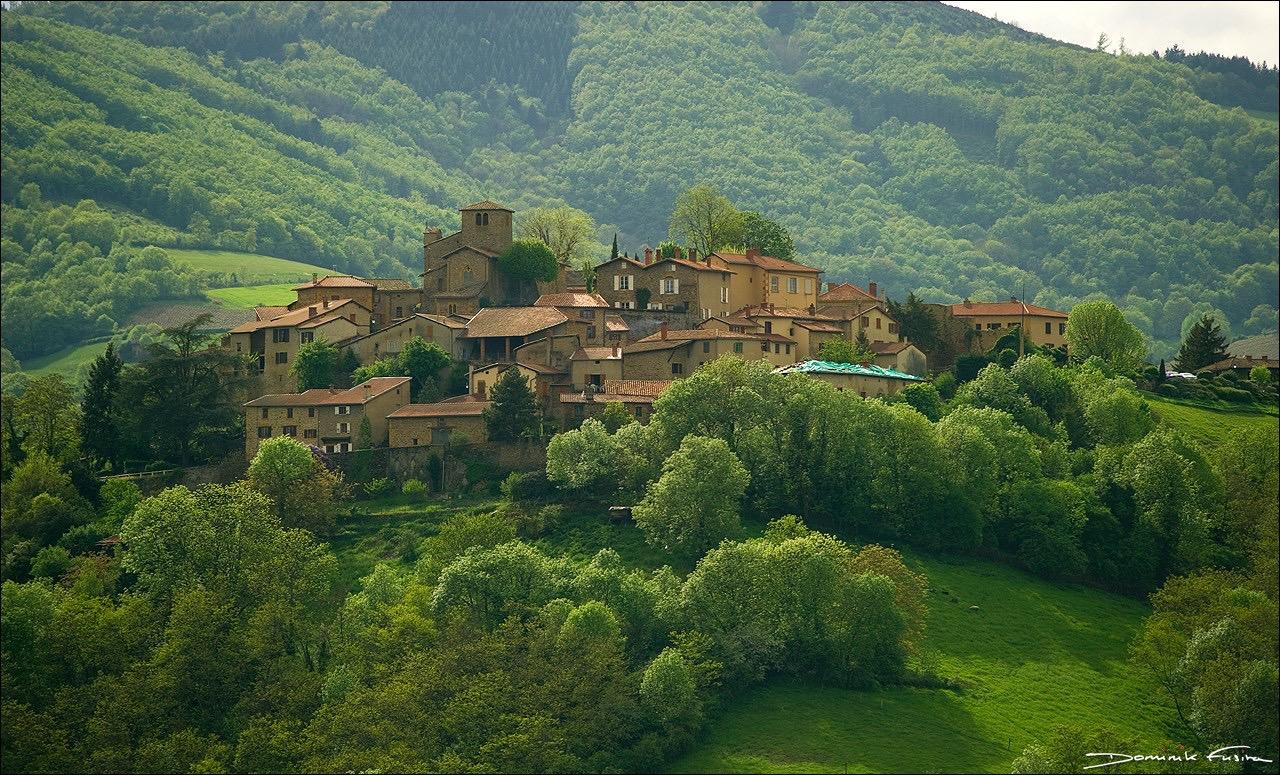 Le vieux Village de Ternand