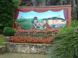Le Beaujolais marionnette Guignol