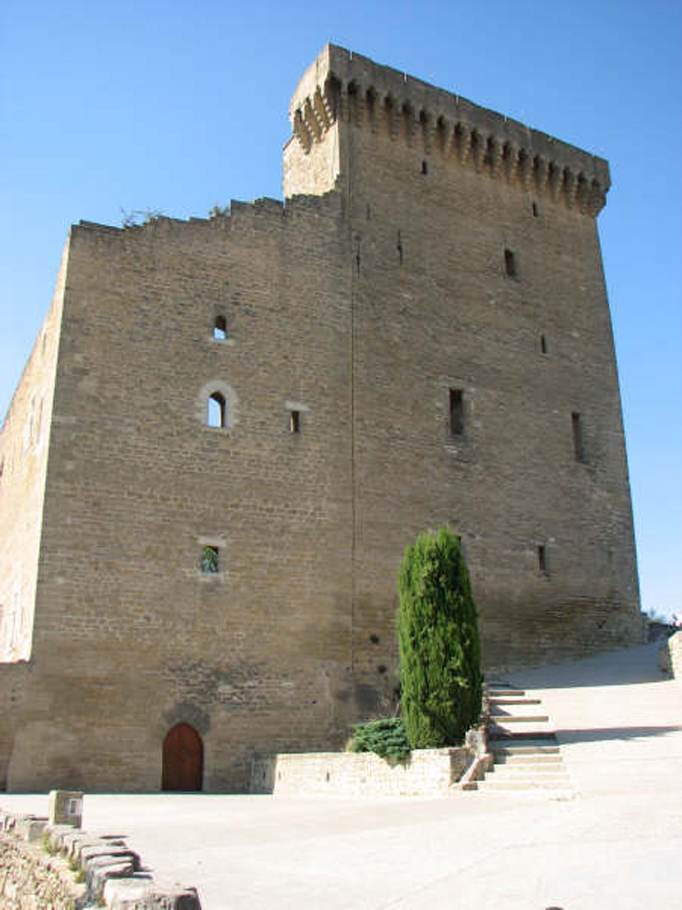 Chateau Chateauneuf-du-pape