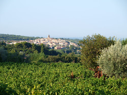 Village de Sablet