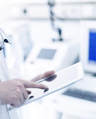 Dijital Tablet Kullanımı Doktor