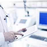 How does the hormone testing process work via telehealth?