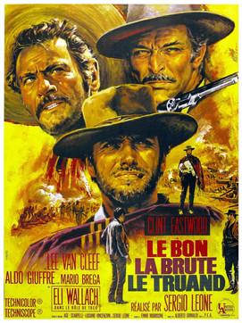 34 - LE BON LA BRUTE ET LE TRUAND - RECT