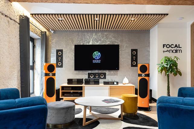 Mise en lumière - La boutique du son