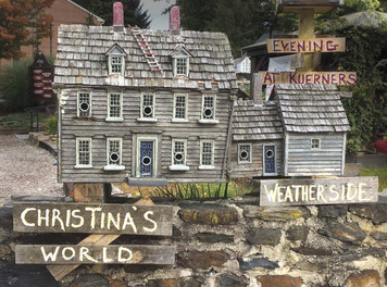 """Andrew Wyeth's """"Christina's World"""" and """"Weather Side"""""""