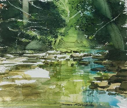 """""""Quiet Stream"""" by Don Rankin"""