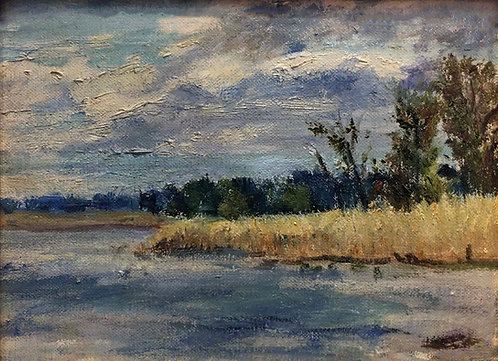 """Chester River"" by Carol Gray"