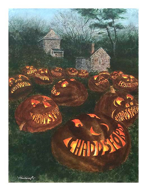 Chadds Ford Pumpkin Carve
