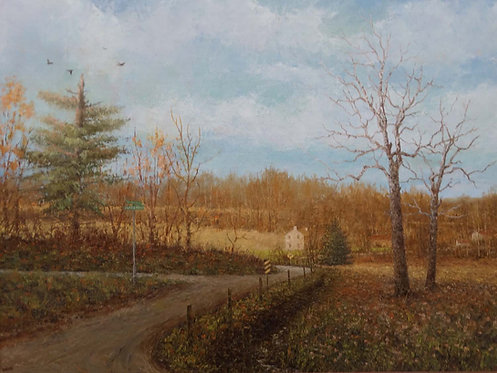"""James Mill"" by Steven White"