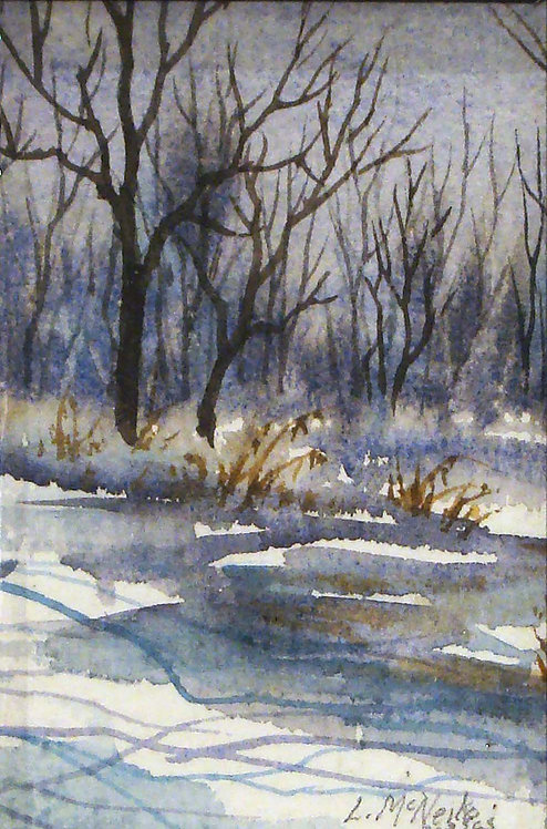 """Misty Glades"" by Linda McNeil"