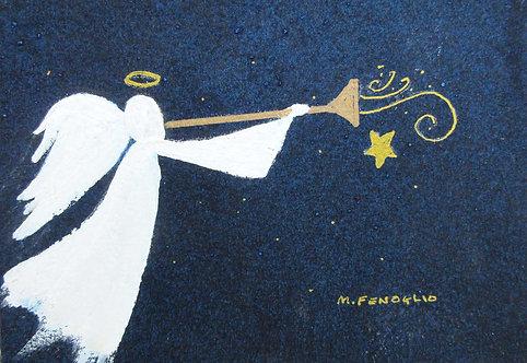 """Proclaim the King"" by Martha Fenoglio"