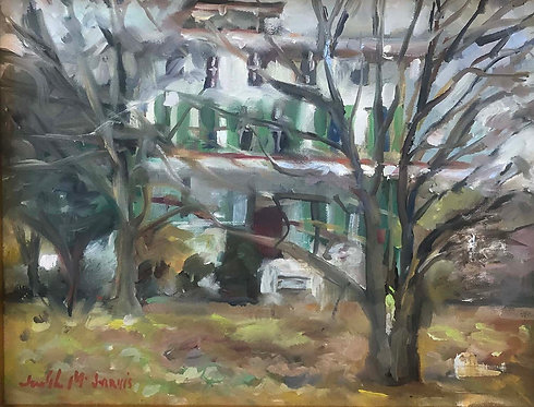 """""""Painter's Folly"""" by Judith McCabe Jarvis"""