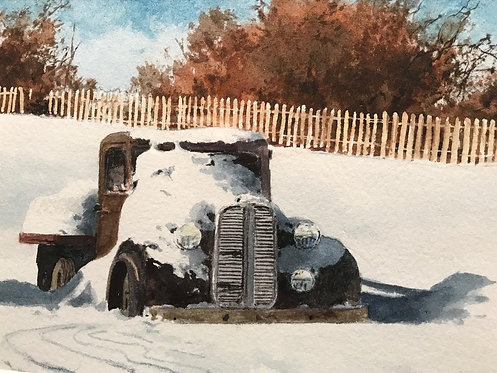 """""""Cold Storage""""  by Richard Bollinger"""