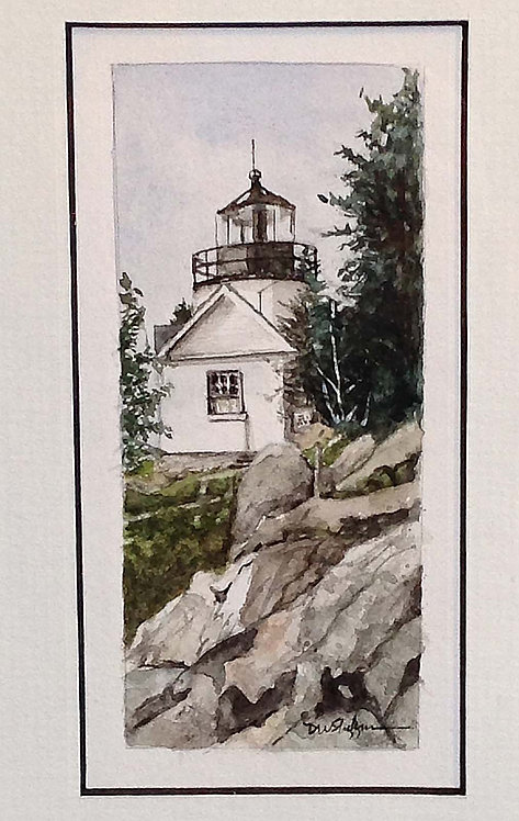 """""""A Slice of Maine"""" by Don Shoffner"""