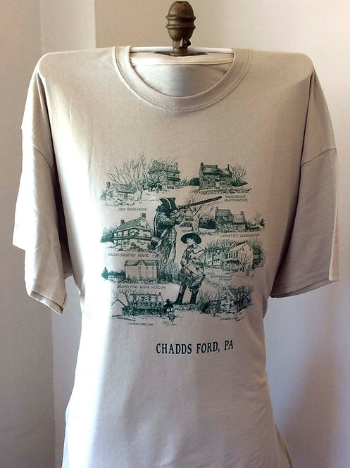 Chadds Ford T-shirts