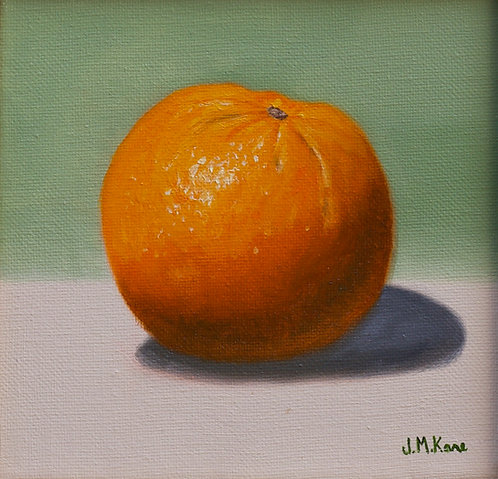 """Orange Still Life"" by Jackie Kane"