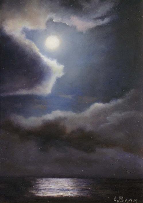 """""""Dark & Stormy"""" by Linda Barr"""