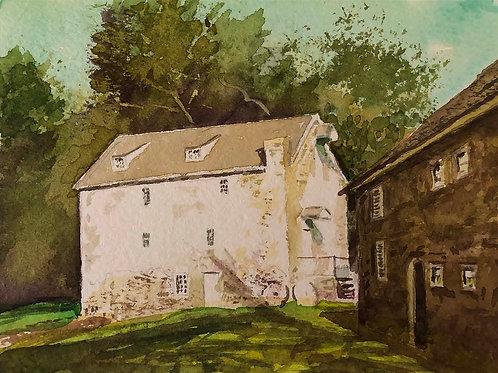 """Brinton's Mill"" by Don Rankin"