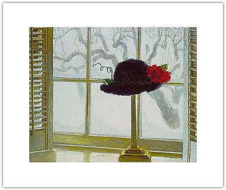 blizzard_of_the_century_Jamie_Wyeth_print hat
