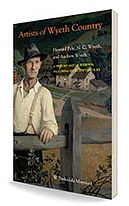 Artists of Wyeth Country Andrew Wyeth paperback book