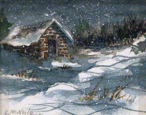 """Winter Memories"" by Linda McNeil"