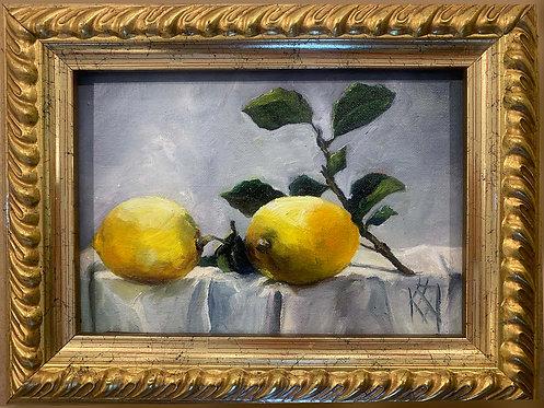 """Lemon & Light"" by Karen Trimble"