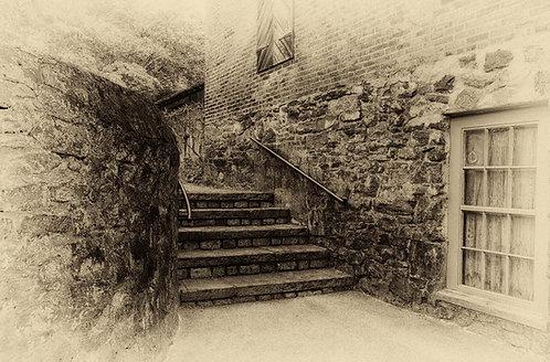 """""""Museum Steps"""" by Richard Schwartzman"""