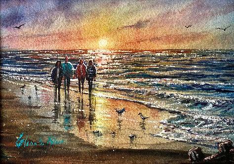 """""""End of Season"""" by Glenn Blue"""