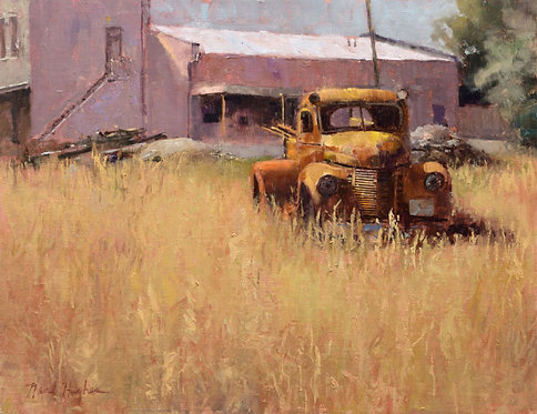 """Rowena Firetruck"" by Neal Hughes"