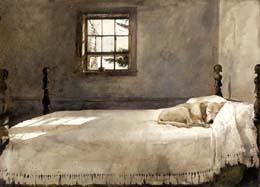 Master_Bedroom_Andrew_Wyeth_print_dog_bed_SM