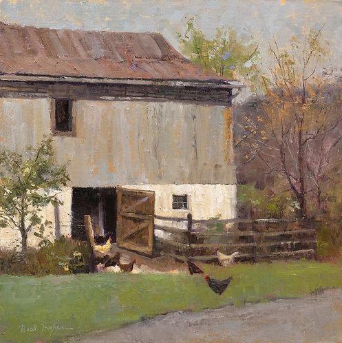 """Chicken Run"" by Neal Hughes"