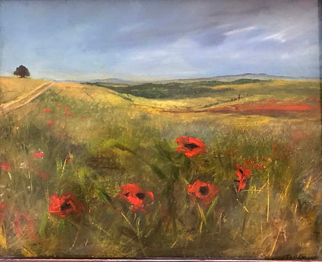 """Tuscany"" by Barbara Tlush"