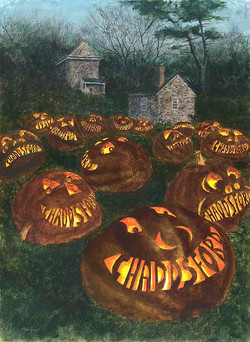 Chadds Ford Pumpkin - Paul Scarborough