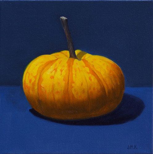"""Pumpkin at Midnight"" by Jackie Kane"