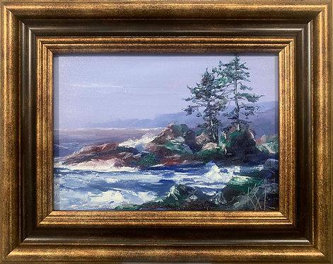 """Puget Sound"" by Karen Trimble"