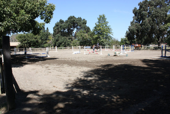 Outdoor Arena