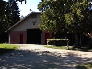 Front Main Barn