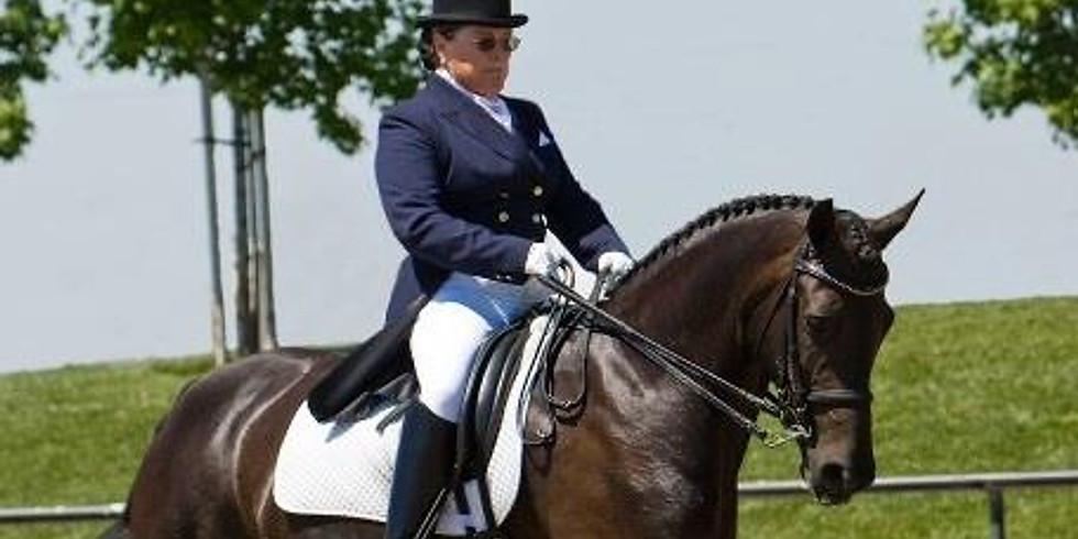 Dressage Clinic with Melissa Creswick