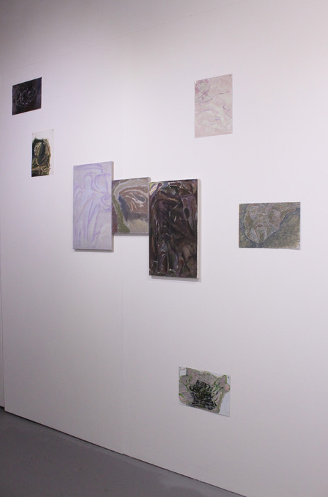 Installation view of 'Mass'