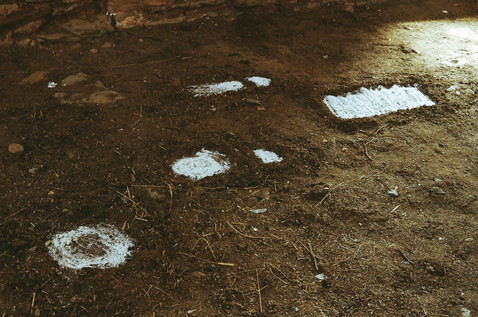 Chalk, earth
