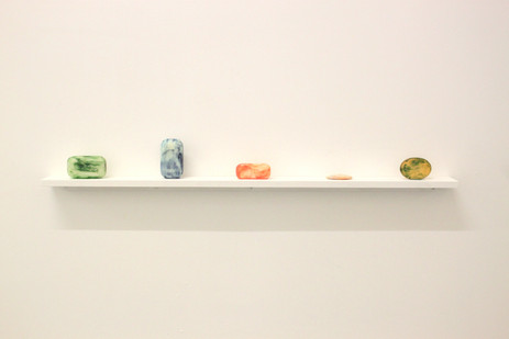 Shaping the Void II, Installation View