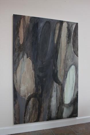 Oil on canvas, 2019