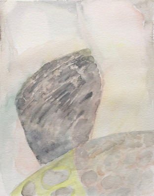 Watercolour on paper
