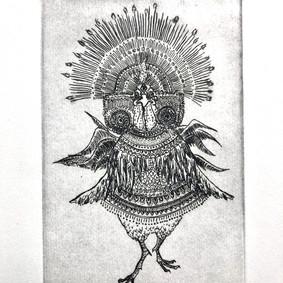 Theyyam chicken
