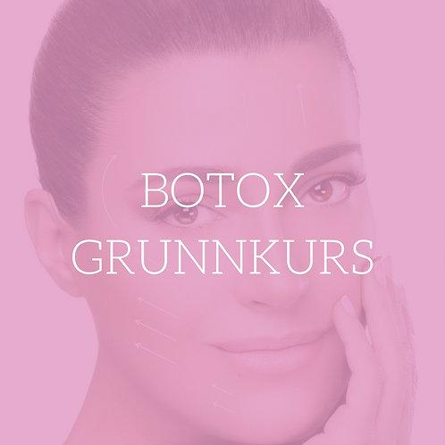 Botox Grunnkurs