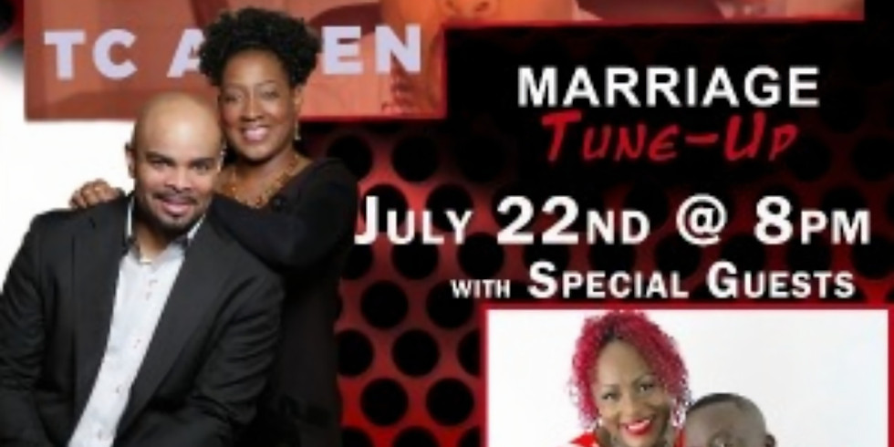 TC ALLEN SHOW LIVE: The Marriage Tune-up